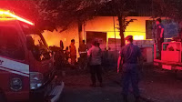 Korsleting, Kantor dan Gudang Percetakan Terbakar