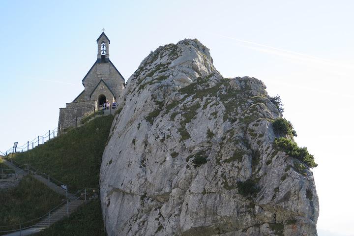Die Wendelsteinkirche ist ein markantes Wahrzeichen