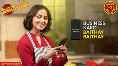JazzCash Launches All-New Business App for Business Owners