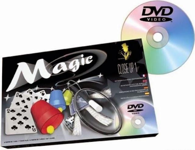 Sản phẩm OID Magic CL1: Bộ dụng cụ ảo thuật đặc biệt