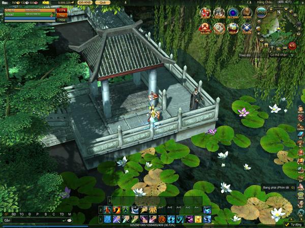 Độc Cô Cửu Kiếm ra mắt Khuynh Đảo Lưu Vân 3