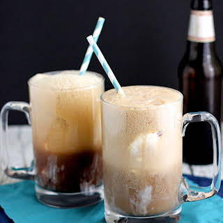The Southern Hospitality Ice Cream Float.
