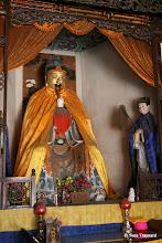Temple Yaowangmiao : Pei Tong