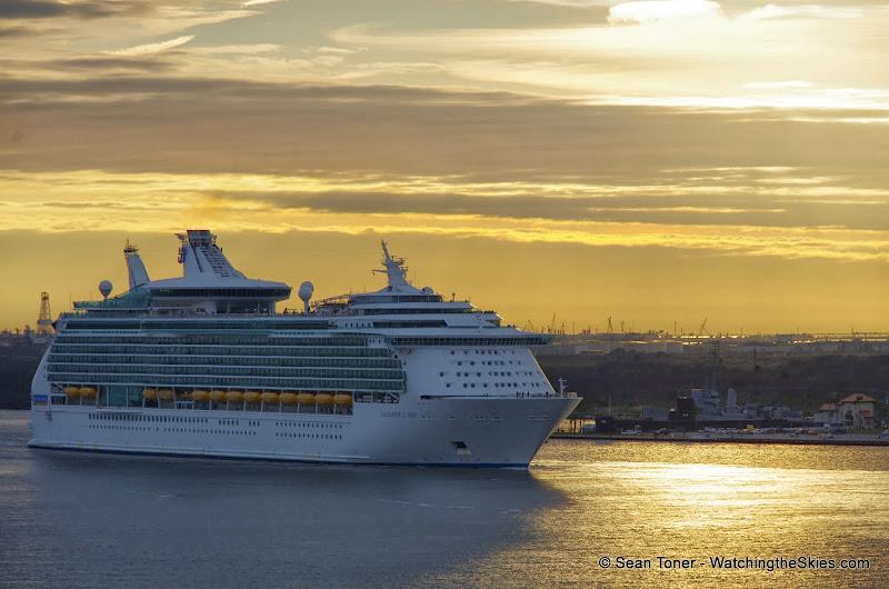 12-29-13 Western Caribbean Cruise - Day 1 - Galveston, TX - IMGP0702.JPG