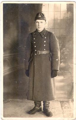 П.М. Дроздик (Переволок), 1931 год(из его личного архива)