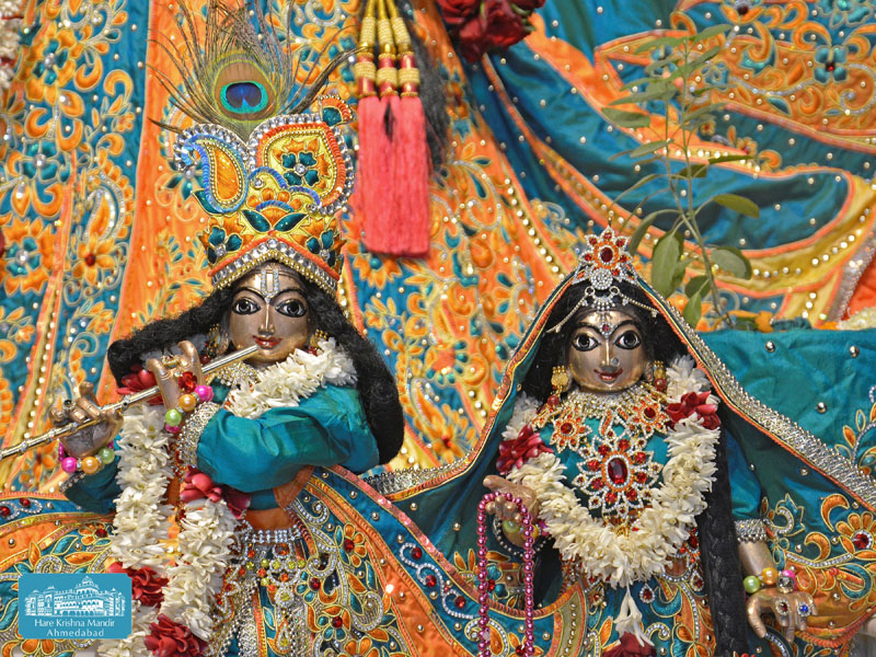 ISKCON Hare krishna mandir Ahmedabad 14 Dec 2016 (9)
