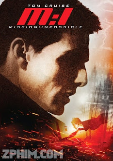 Nhiệm Vụ Bất Khả Thi 1 - Mission: Impossible 1 (1996) Poster