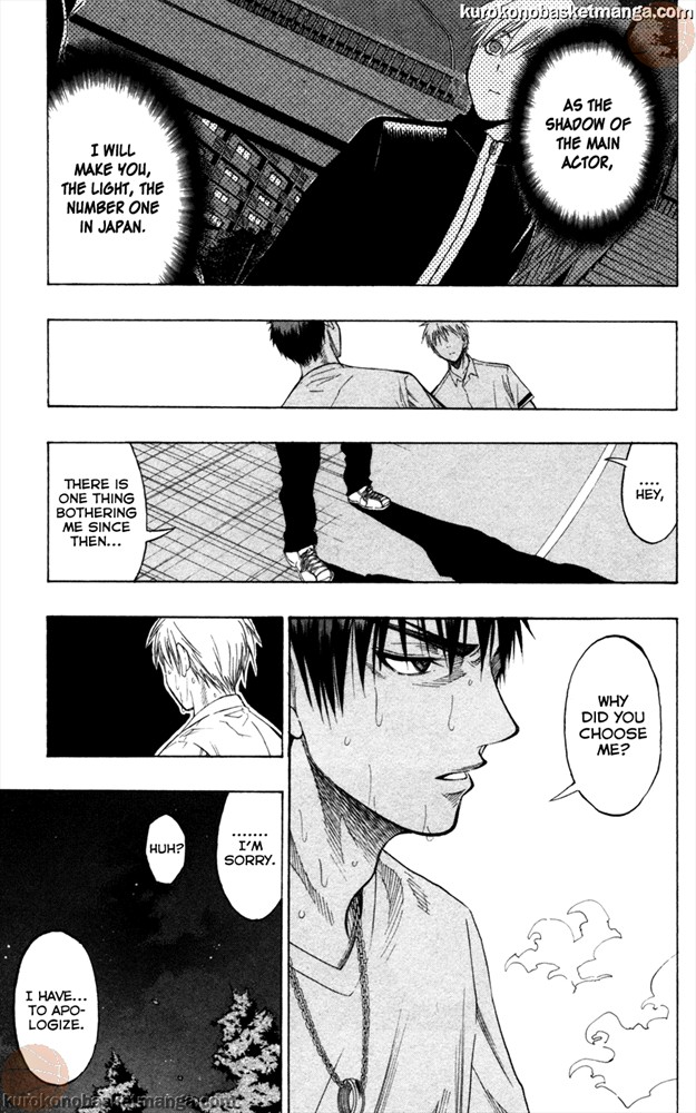Kuroko no Basket Manga Chapter 57 - Image 600/7