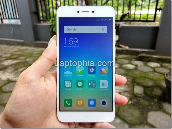 Impresi Awal Xiaomi Redmi Note 5A