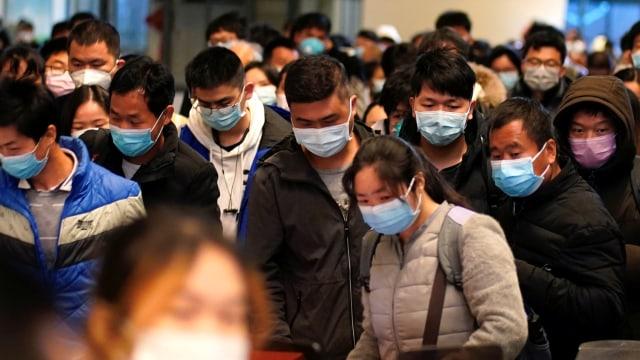 Antisipasi Corona Gelombang Kedua, Lebih dari 1 Juta Warga China 'Dilockdown'