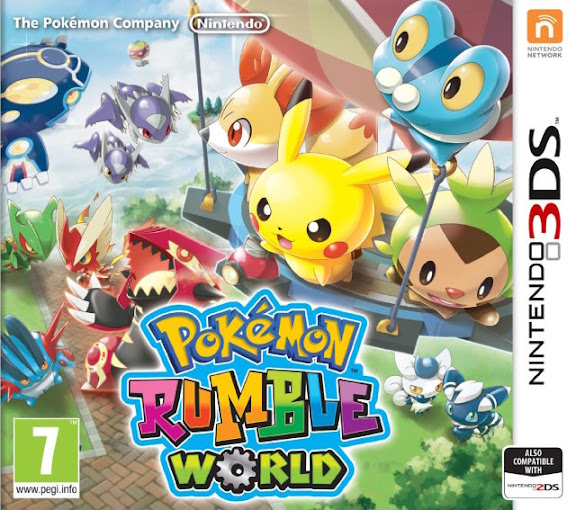 [GAMES] Pokemon Rumble World (3DS/EUR/MULTi5)