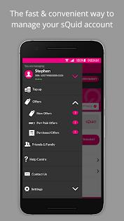 (APK) تحميل لالروبوت / PC sQuid App تطبيقات screenshot