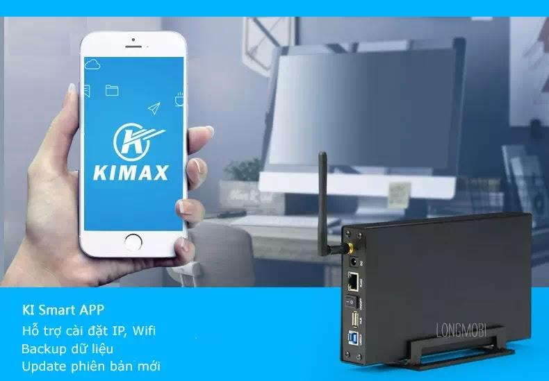 o cung mang nas wifi kimax u35wf