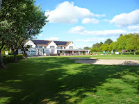 Lyme Regis clubhouse