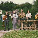 Bukfenc filmforgatás - 1988