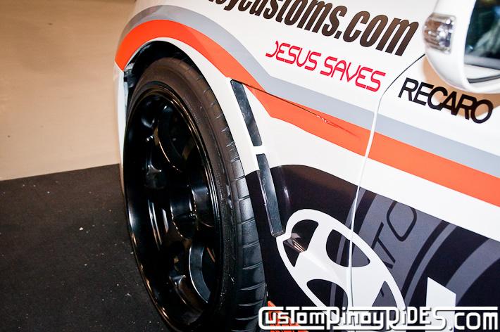 Hyundai Genesis Coupe Body Kit Designs by Atoy Customs 2012 Manila Auto Salon Custom Pinoy Rides pic40