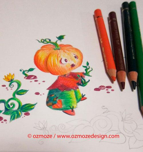 La saison des pumpkins ouverte