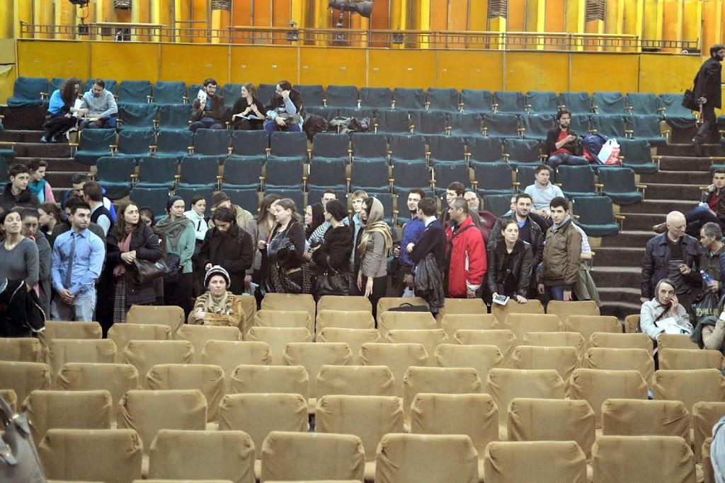 081 Avva Justin Parvu si Sfintii inchisorilor (Teatrul Luceafarul, Iasi, 2014.03.19)