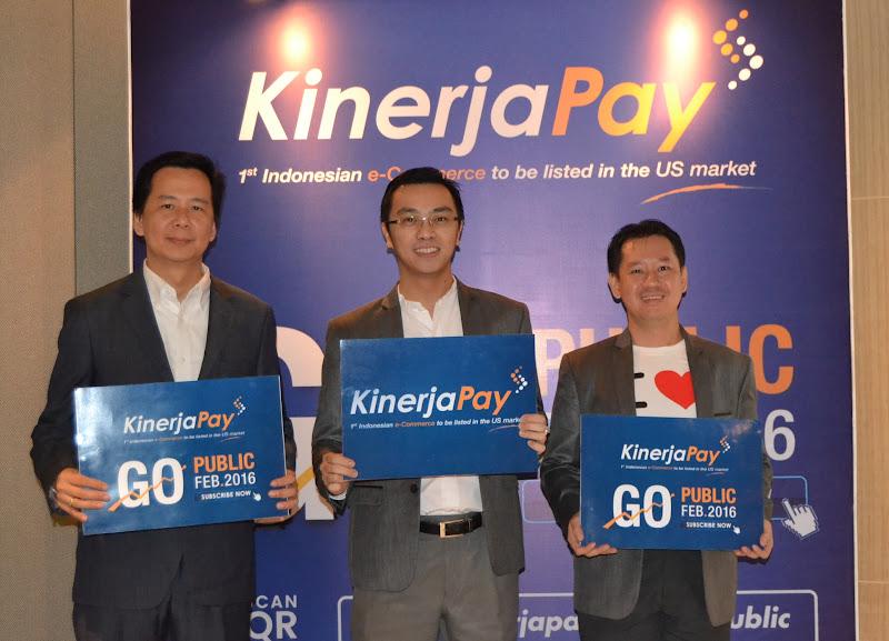 KinerjaPay Go Public