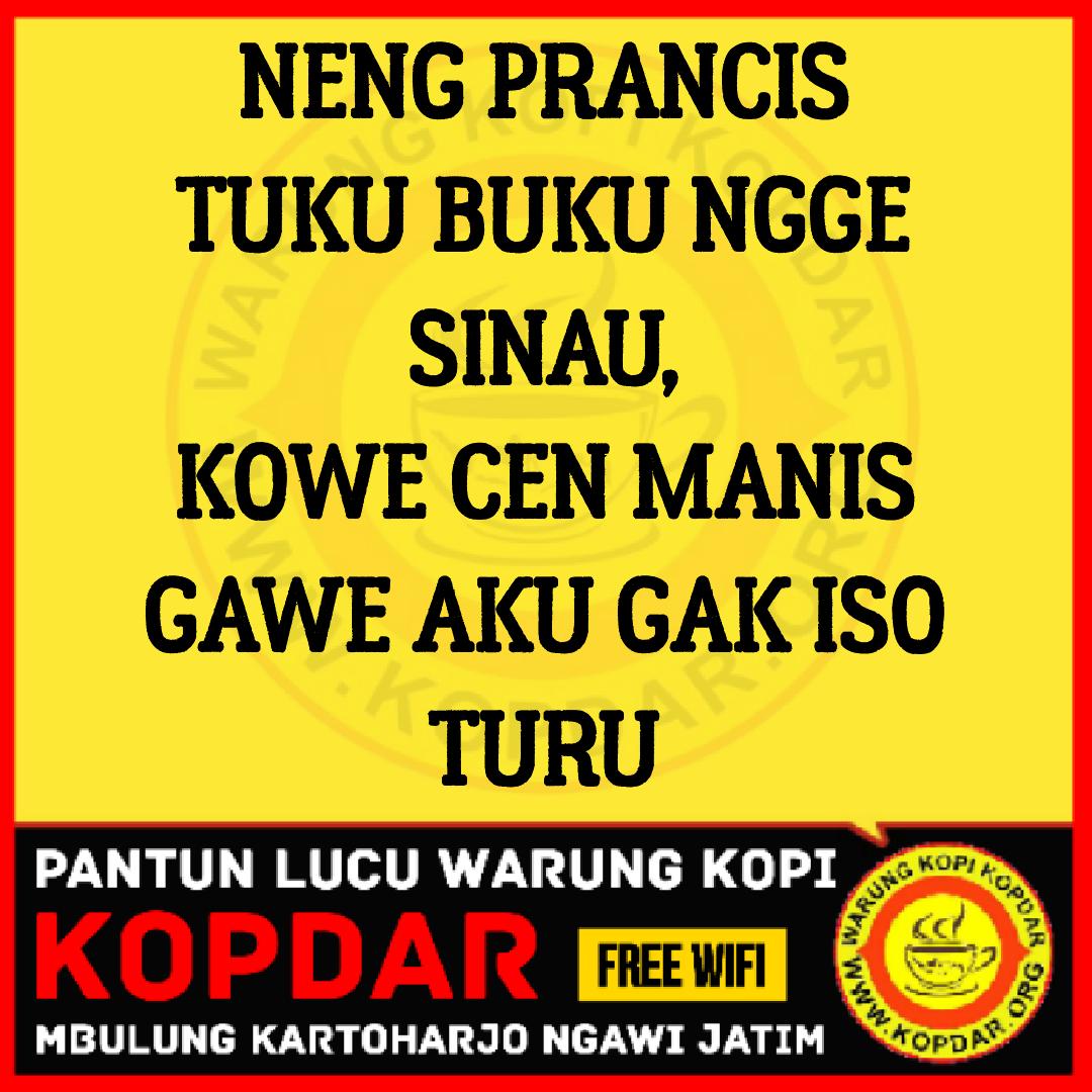 Pantun Romantis Jawa Nusagates