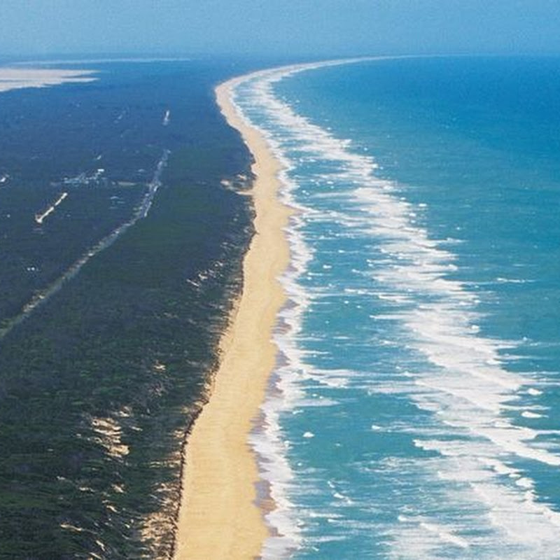 The Ninety Mile Beach, Australia