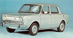 Simca 1961 1000