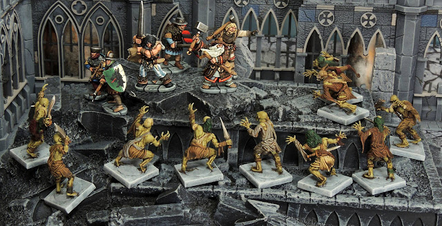 Frostgrave Undead Attack