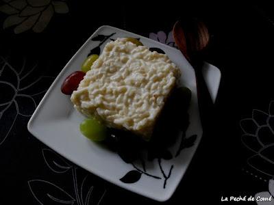 Risotto 4 quesos Maheso con uvas
