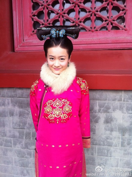 Sophie Zhang Xueying China Actor