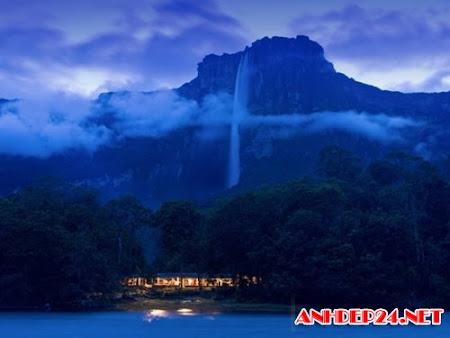 BST ảnh thác nước đẹp thơ mộng hùng vĩ nhất thế giới thu hút khách du lịch khắp nơi