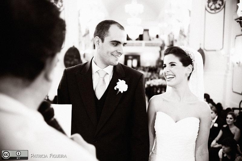 Foto de casamento 0886pb de Juliana e Rafael. Marcações: 16/07/2010, Casamento Juliana e Rafael, Rio de Janeiro.