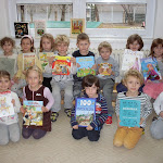 Projekt Máme rádi knížky 3. třída Nad Palatou březen 2014