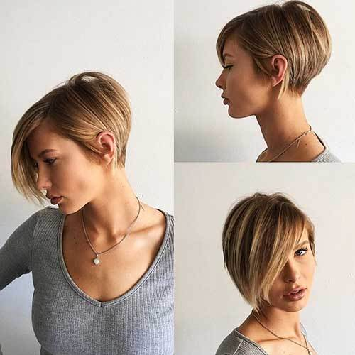 Pixie Cuts For Thick Hair 2018-Pixie Haircuts 1
