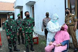 TNI AL Laksanakan Bakti Sosial di Pagerbarang Tegal