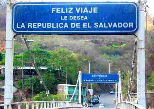 Las aduanas de El Salvador
