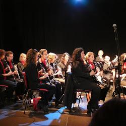 Celebrat el Teatre La Unió el Concert de Primavera de la Banda de Música de Son Servera