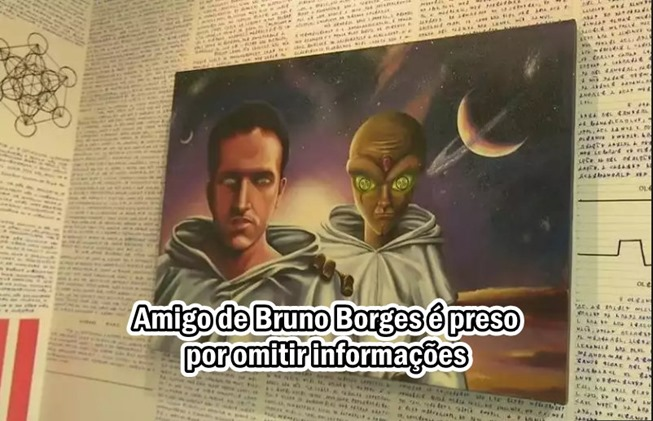 Amigo de Bruno Borges é preso por omitir informações