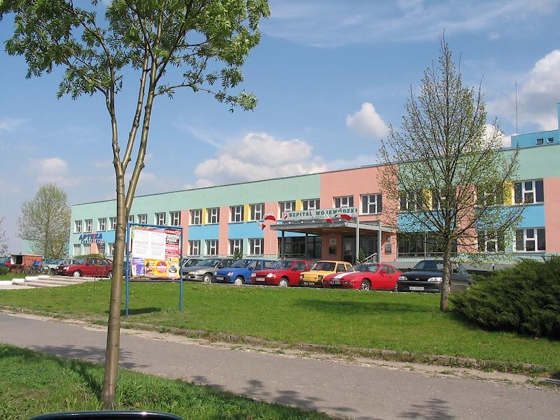 Szpital, ul. Poniatowskiego