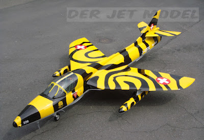 Hunter - TigerMeet - J-4206 [Double-Seater]