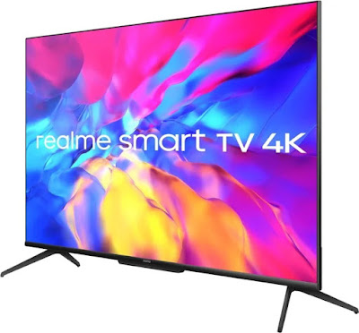 best realme Android 4k smart tv 43 inch price in 2021.