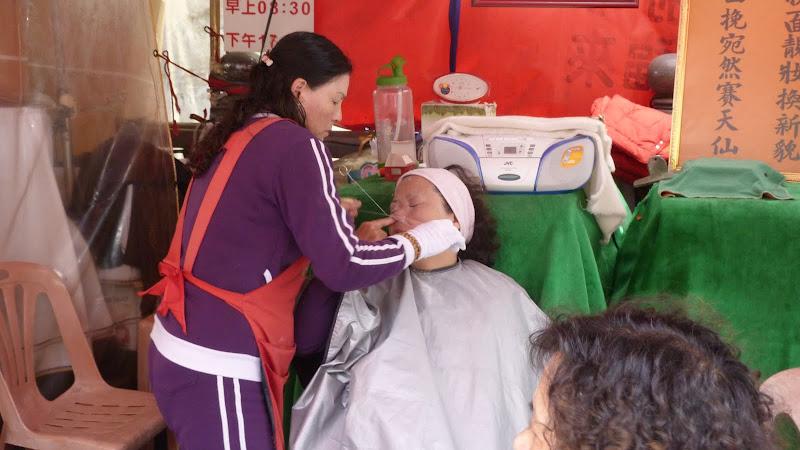 Nettoyage facial