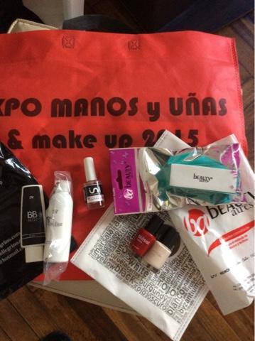 Expo Manos y Uñas 2015