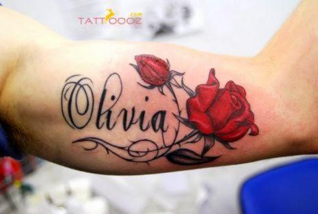 50 Unique Name Tattoos  Inked Weddings