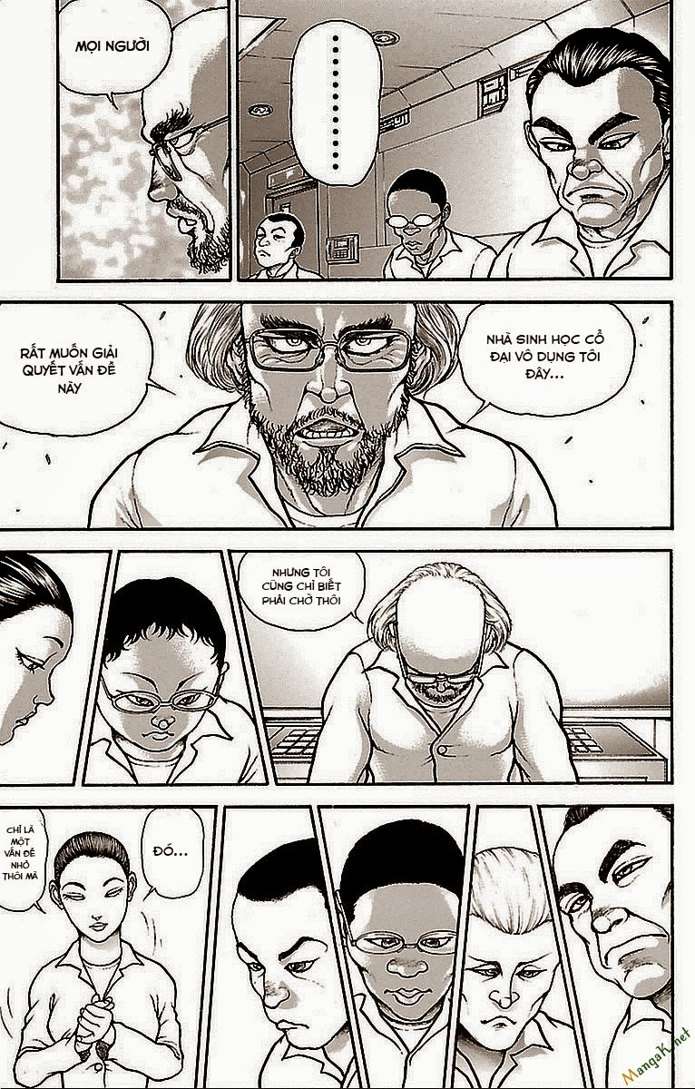 Baki Dou chap 11 page 19 - IZTruyenTranh.com