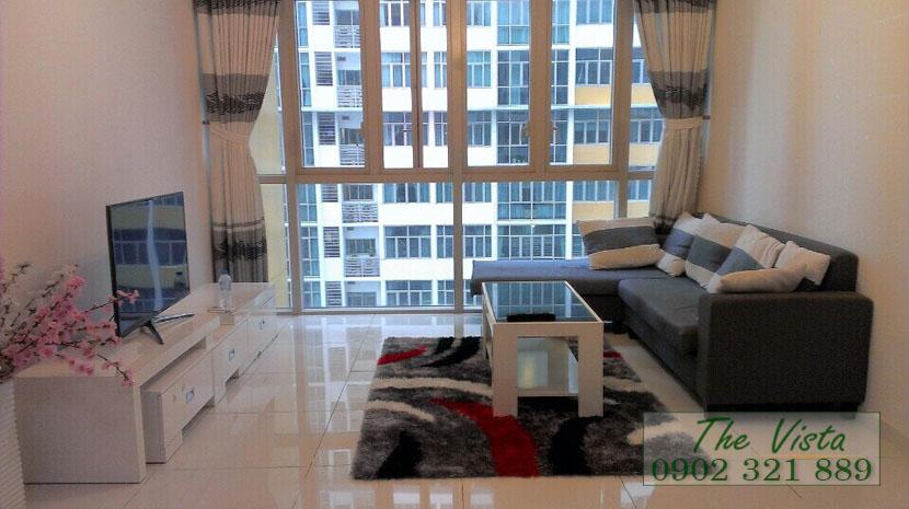 The Vista Quận 2 - Sofa phòng khách