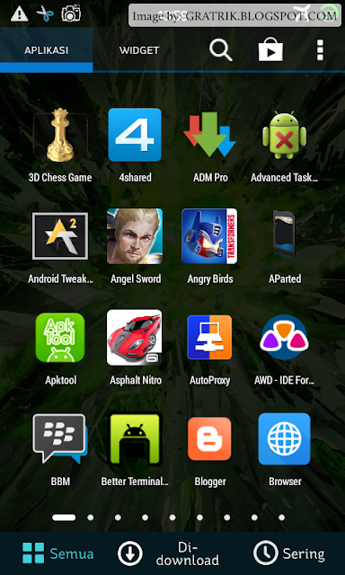 zentouch custom rom samsung galaxy v asus launcher