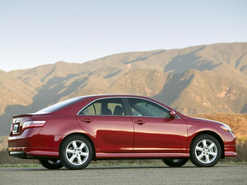 2009 toyota camry hybrid sedan specifications pictures. Black Bedroom Furniture Sets. Home Design Ideas