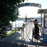 Bains des Paquis in Geneva, Geneva, Switzerland