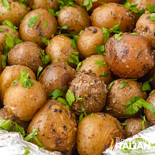 Potatoes on the Grill