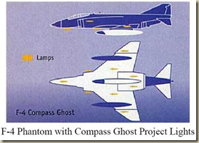 Visual Stealth - Compass Ghost - F-4 Phantom lights